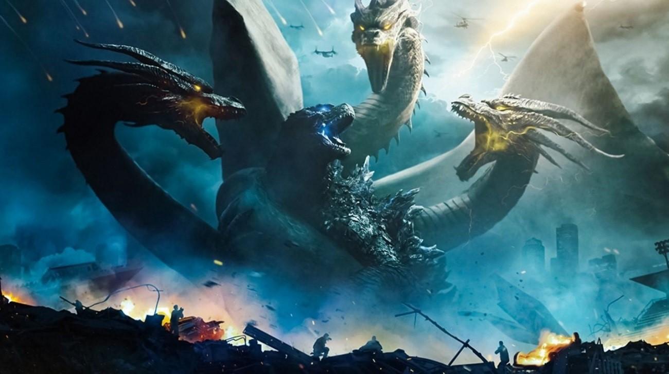 Godzilla tiene nueva película en las carteleras de cine